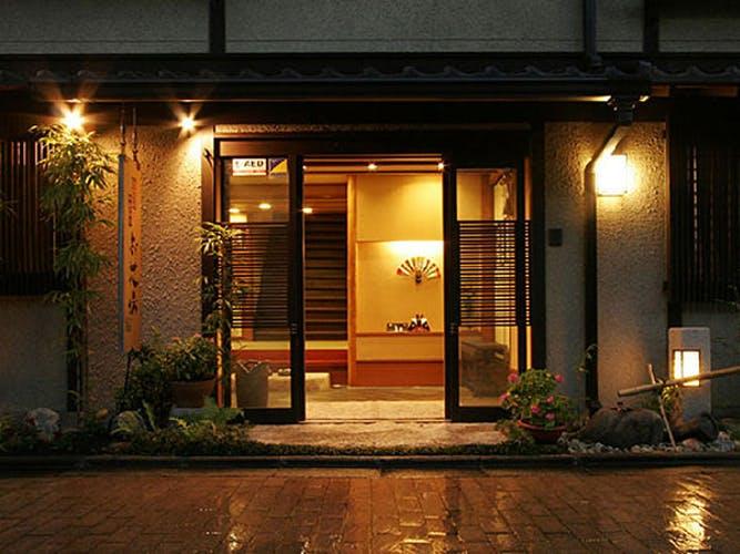 京の宿 北海館 お花坊 写真1