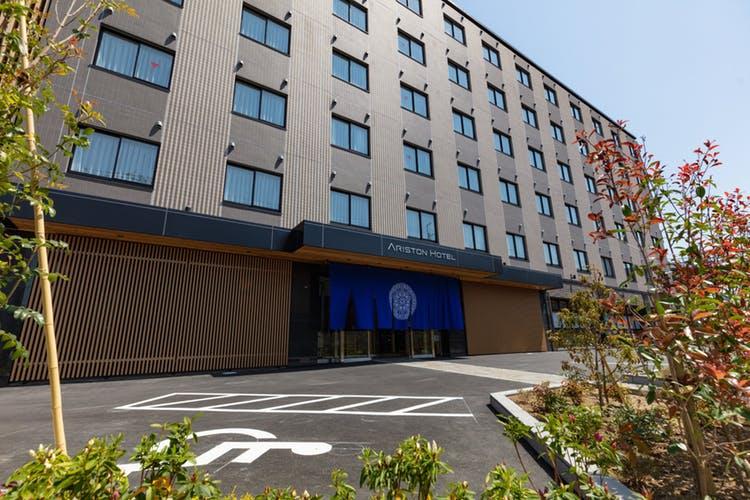 アリストンホテル京都十条 写真1