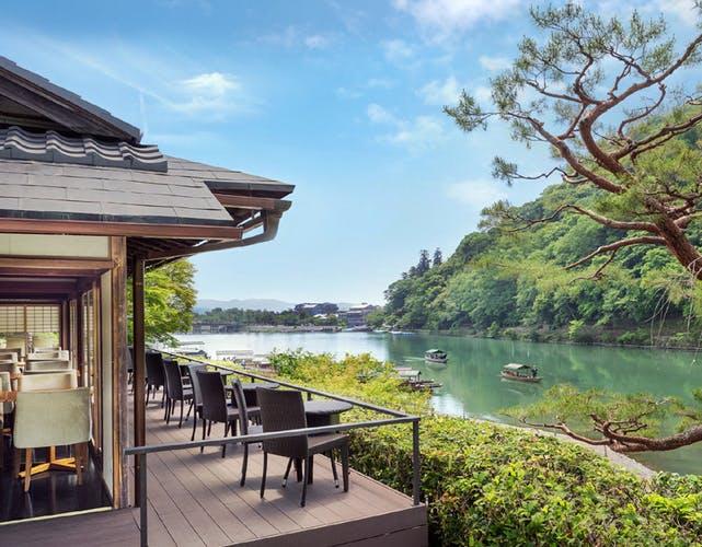 翠嵐 ラグジュアリーコレクションホテル  千年を越えて愛される京都嵐山! 写真1