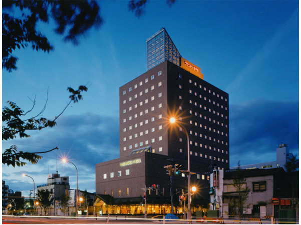 青森ワシントンホテル 写真1