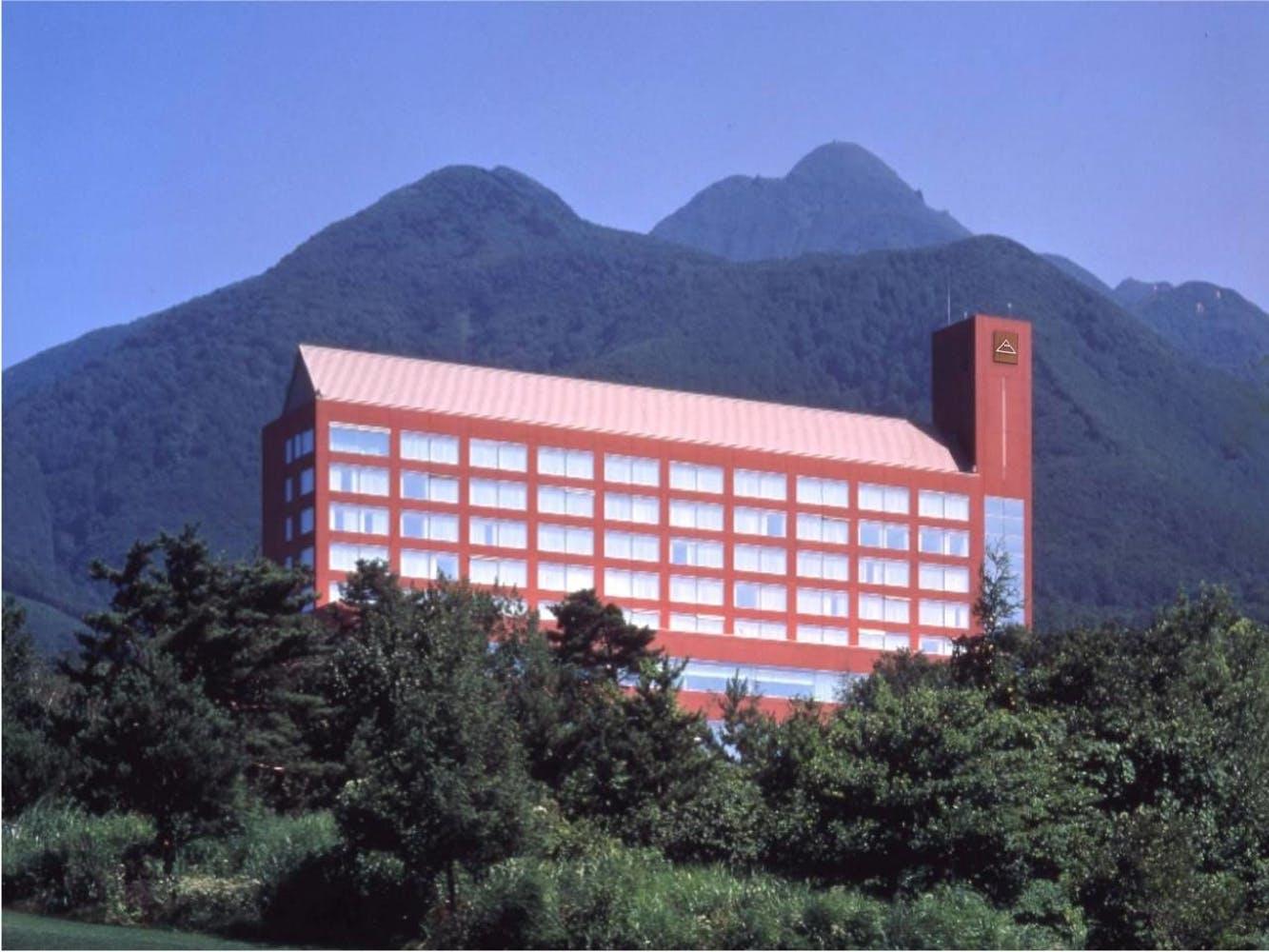 ロックウッド・ホテル&スパ [ 鯵ヶ沢高原温泉] 写真1