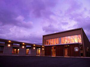 海と入り陽の宿 帝水  秋田男鹿半島 戸賀湾を見下ろす絶景の温泉旅館 写真