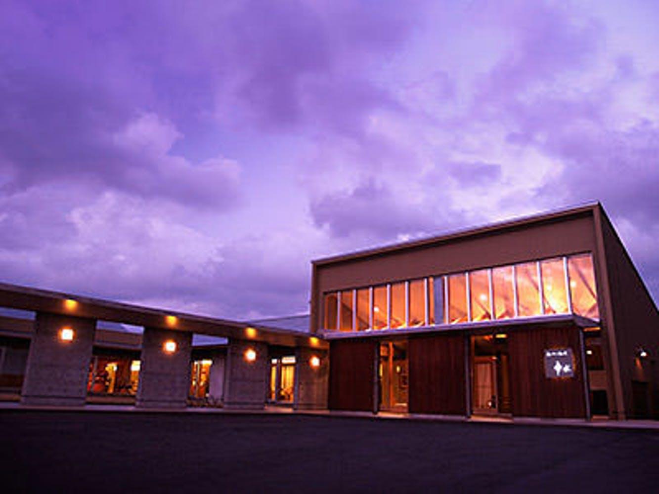 海と入り陽の宿 帝水  秋田男鹿半島 戸賀湾を見下ろす絶景の温泉旅館 写真1