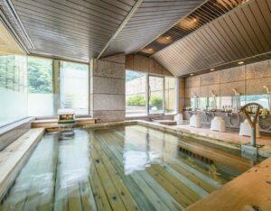 袋田温泉 滝味の宿 豊年万作 写真