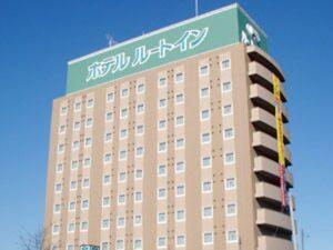ホテルルートイン水海道駅前 写真