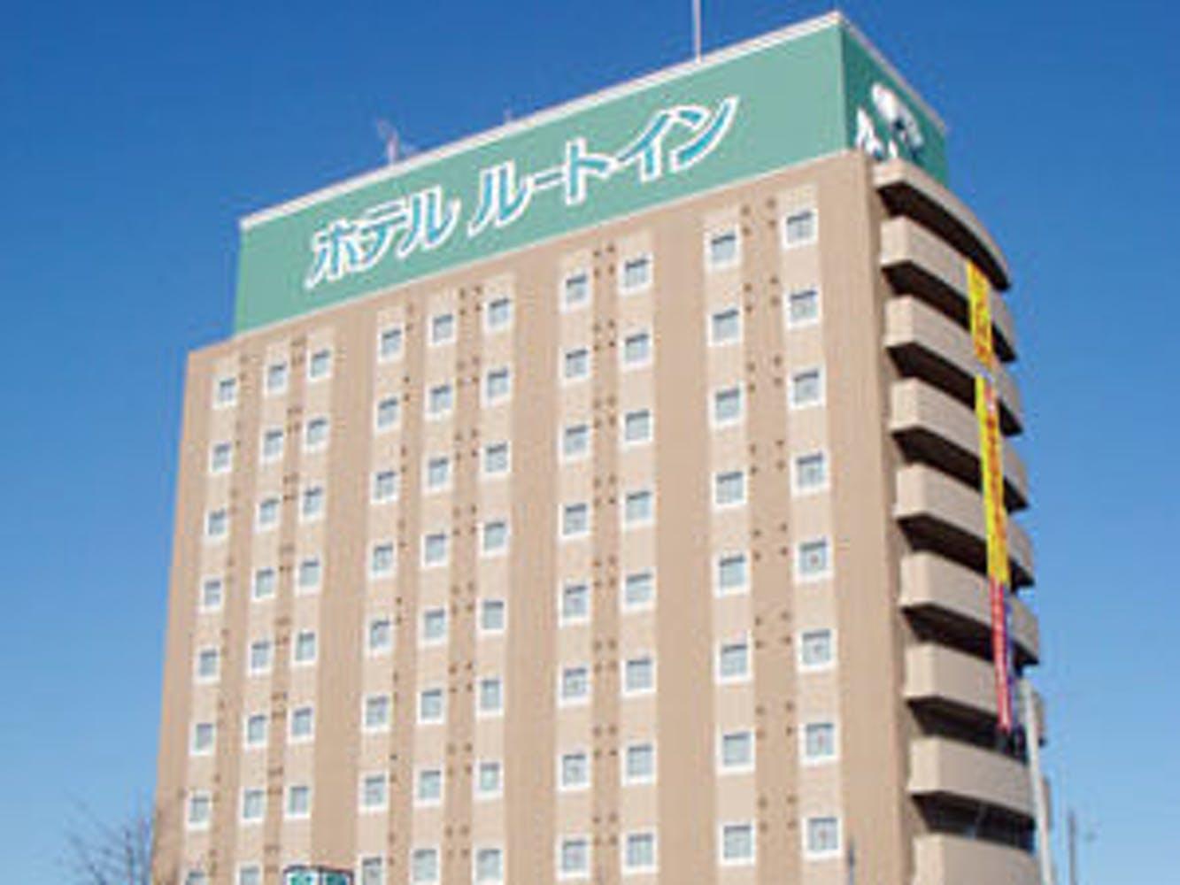 ホテルルートイン水海道駅前 写真1