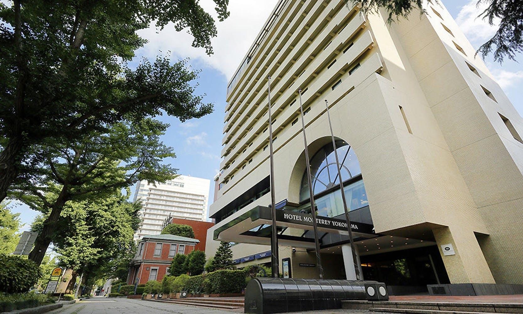 ホテルモントレ横浜 写真1