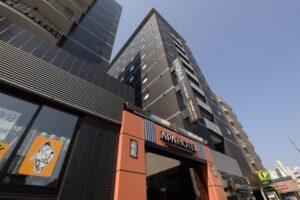 アパホテル〈さいたま新都心駅北〉 写真