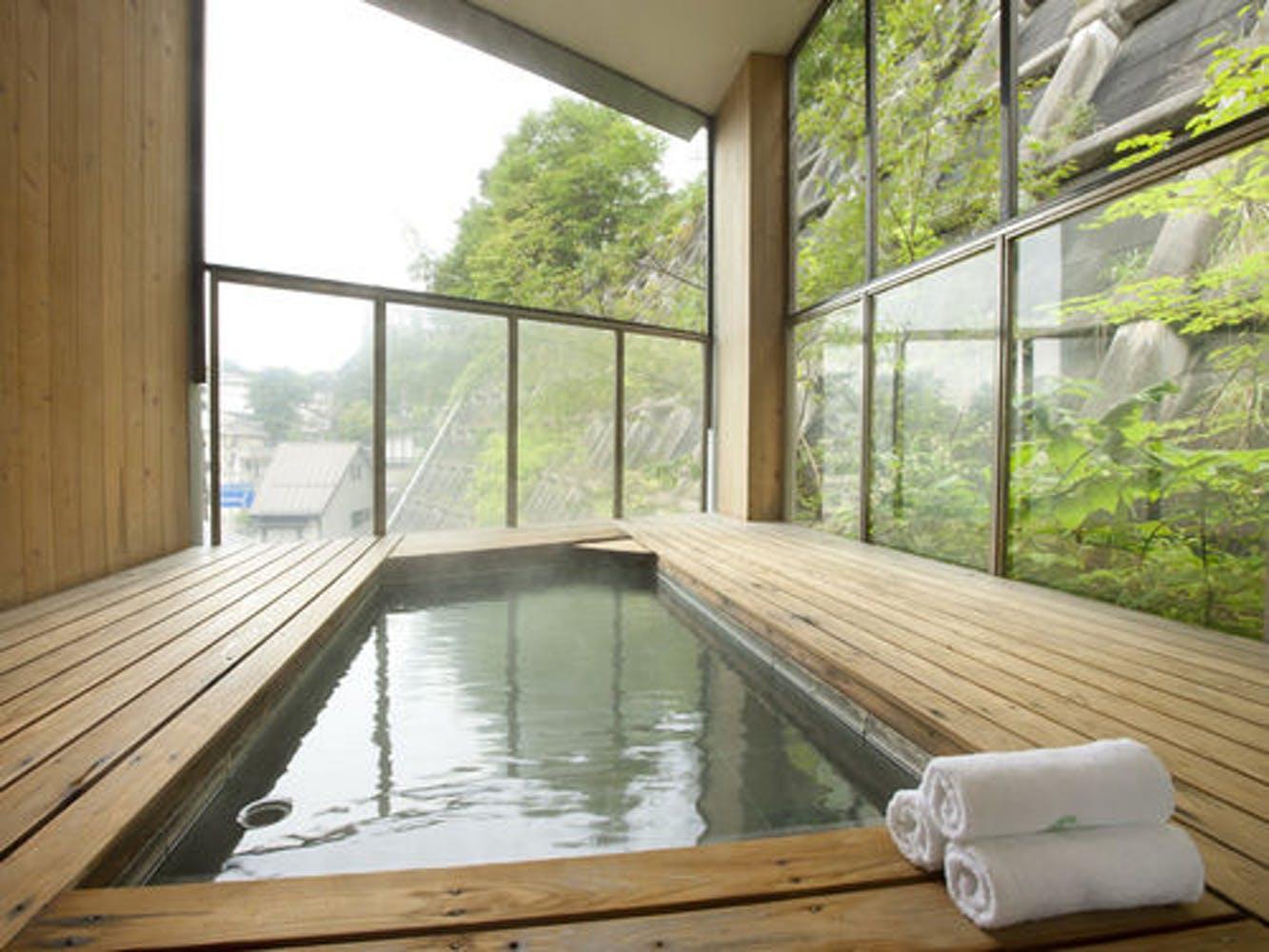 草津ホテル別館 綿の湯 写真1