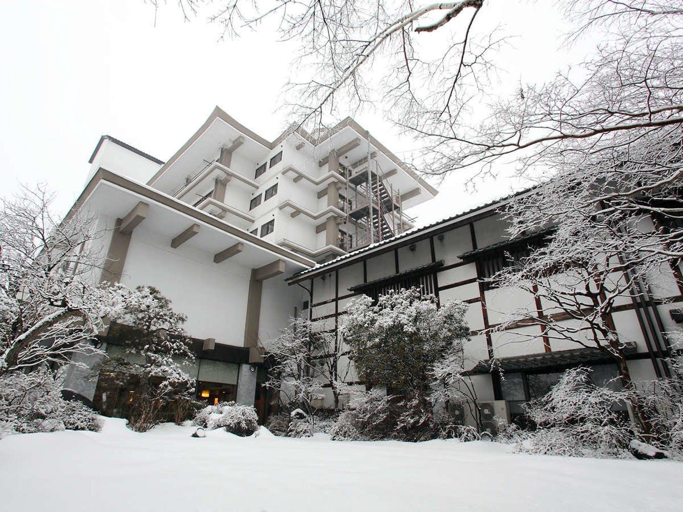 豆富懐石 猿ヶ京ホテル 写真1