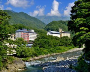 源泉湯の宿 松乃井 写真