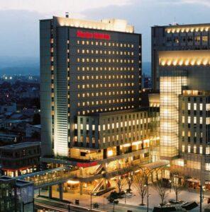 高岡マンテンホテル駅前 写真