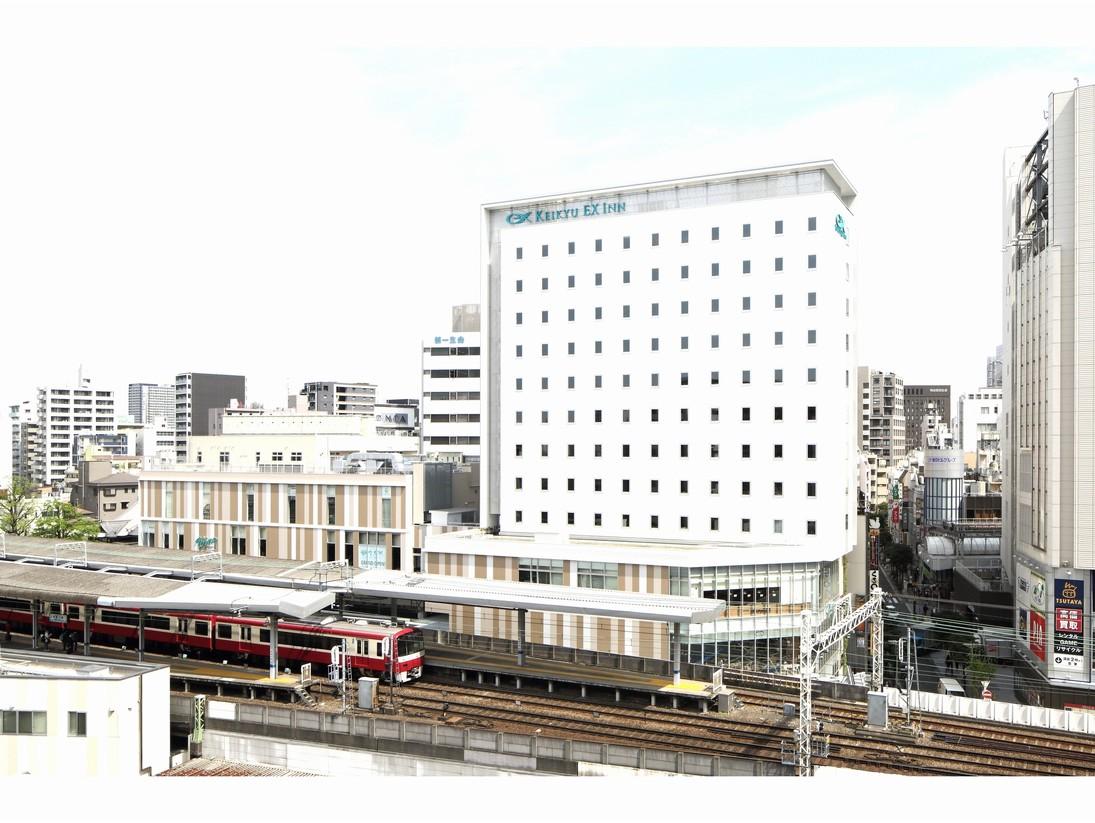 アパホテル〈TKP京急川崎駅前〉 写真1
