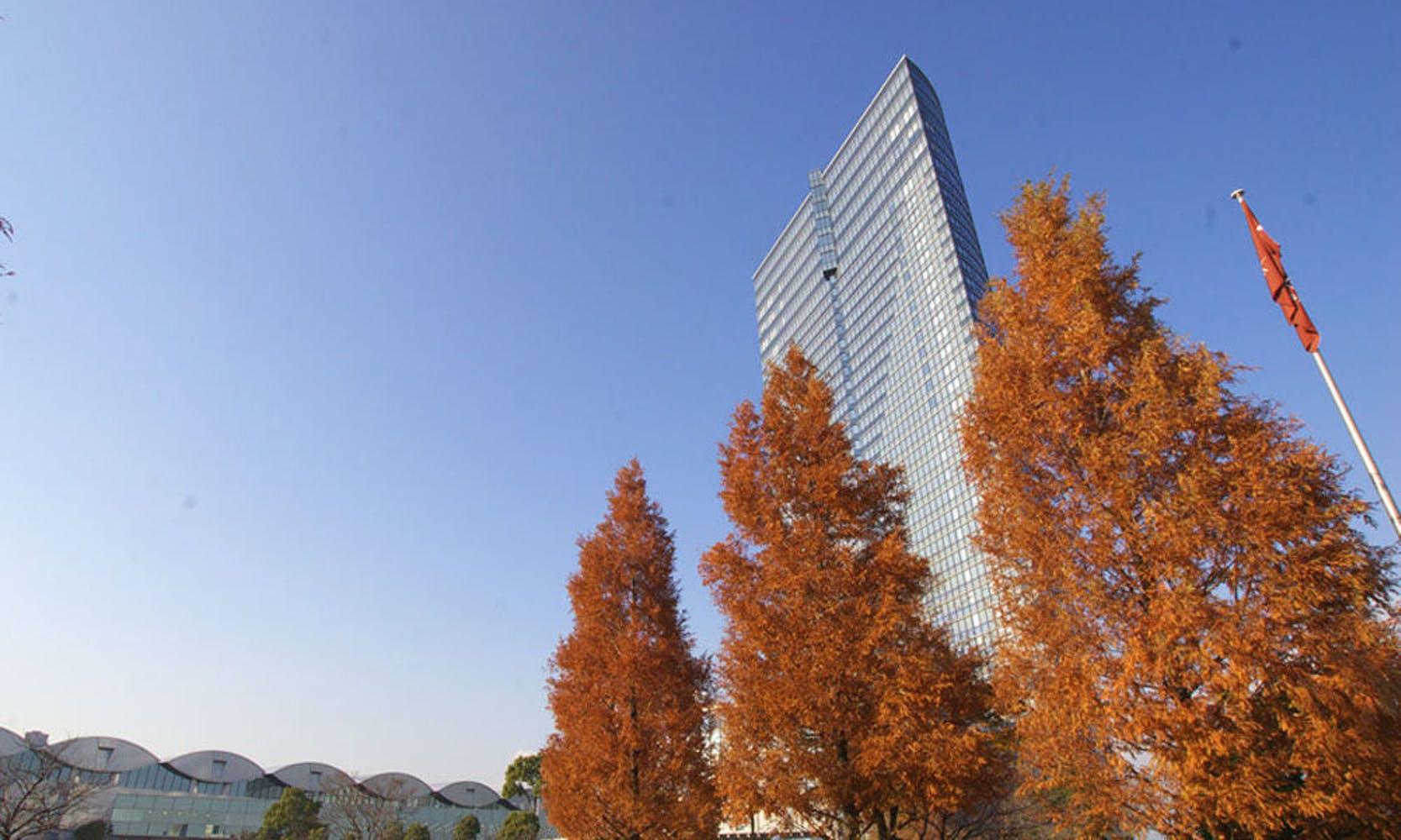 びわ湖大津プリンスホテル 写真1