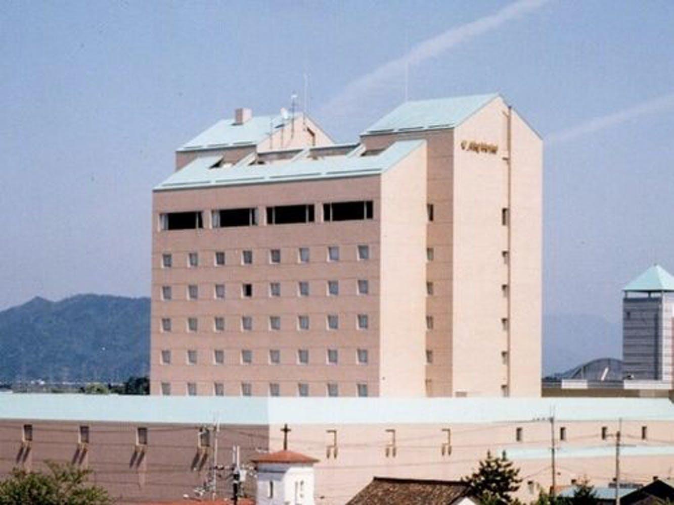 ホテルニューオウミ 写真1