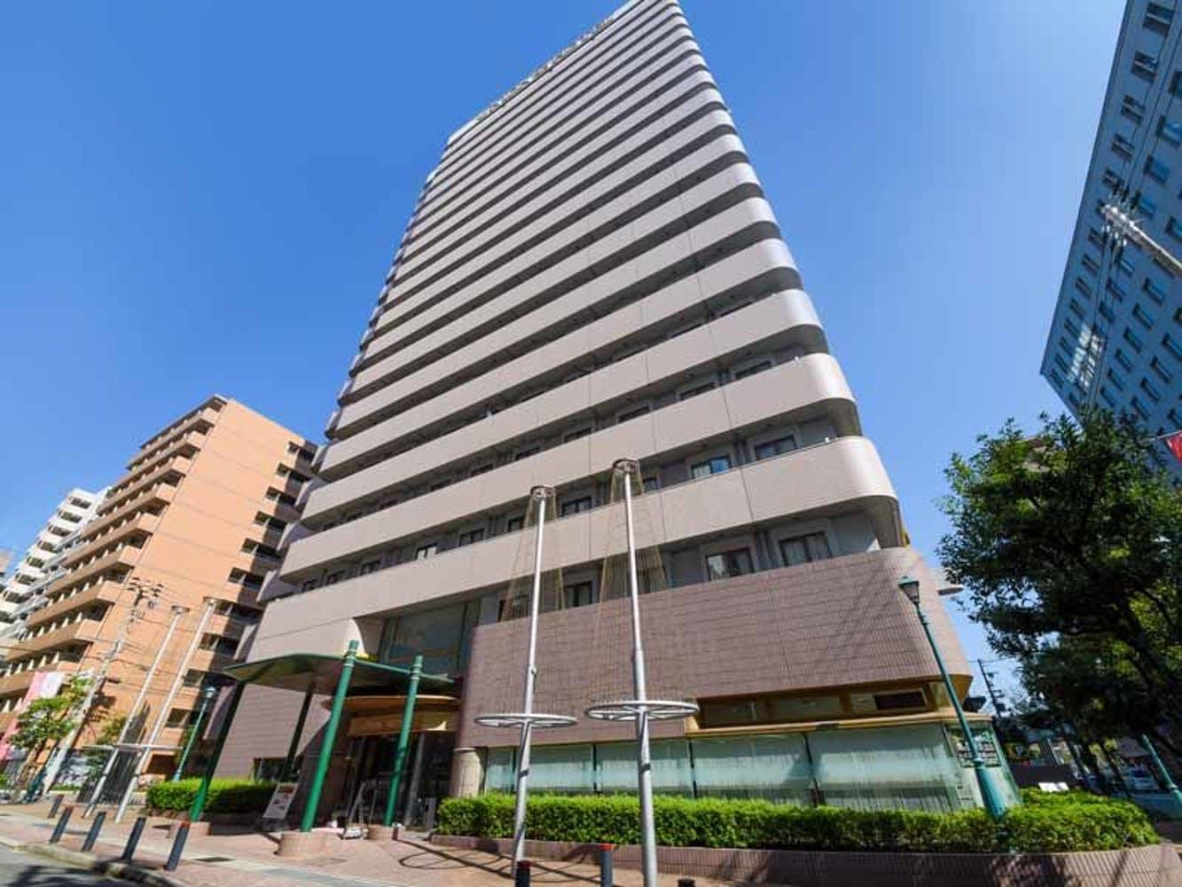 神戸三宮ユニオンホテル 写真1