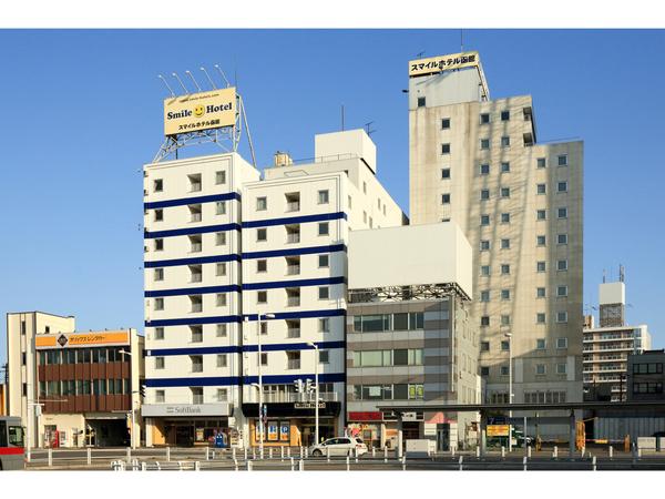 スマイルホテル熊谷 写真1