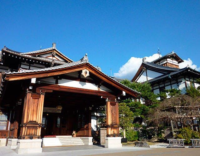 奈良ホテル 写真1