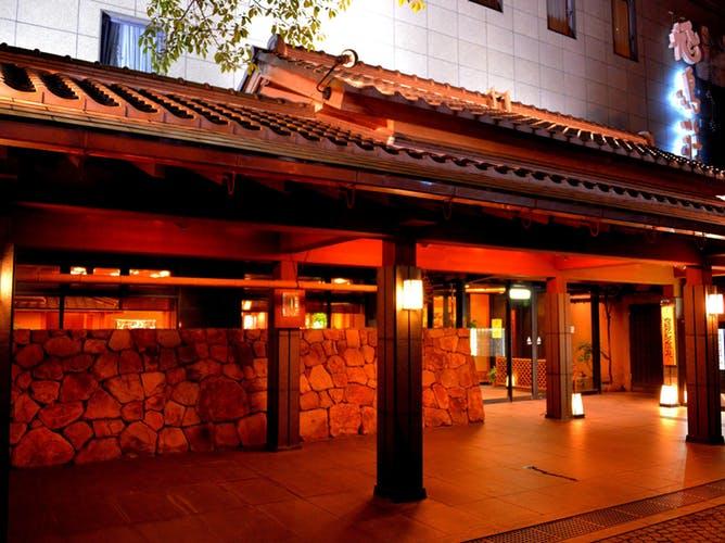 古都奈良の宿 飛鳥荘 写真1