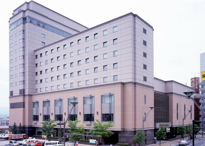 ホテルメトロポリタン長野 写真1