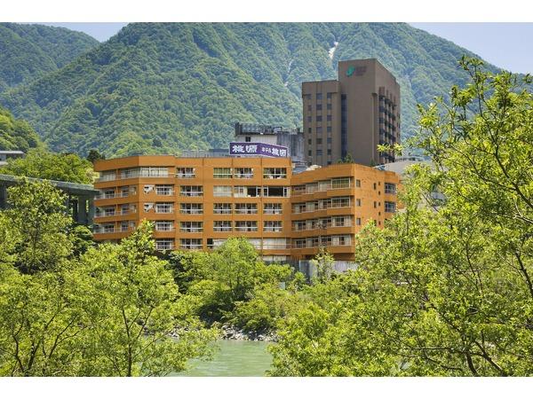 ホテル桃源 写真1