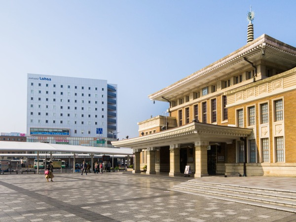 天然温泉飛鳥の湯 スーパーホテルロハスJR奈良駅 写真1