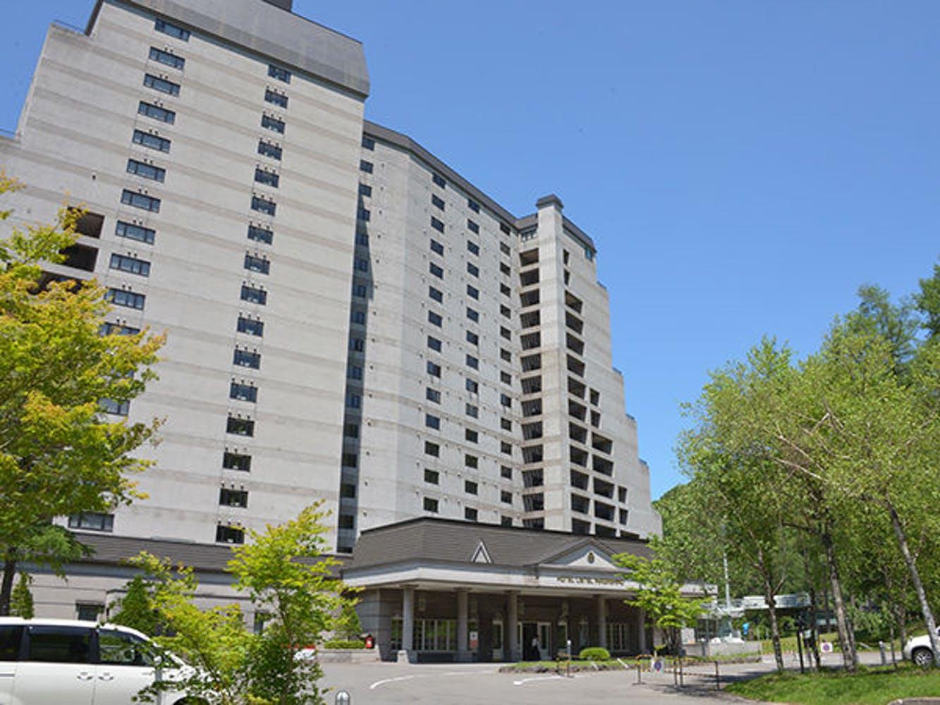 ホテルリステル猪苗代ウイングタワー 写真1