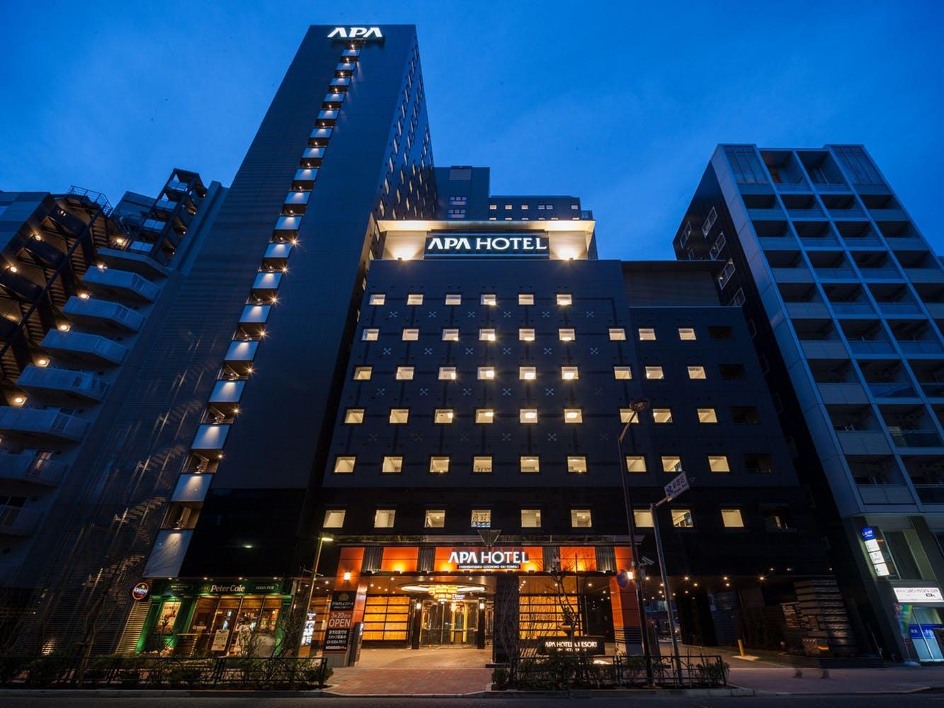 アパホテル&リゾート〈西新宿五丁目駅タワー〉 写真1