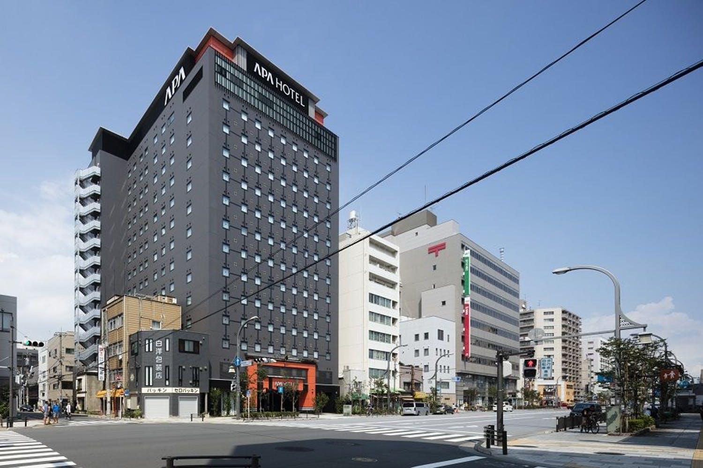 アパホテル〈浅草 田原町駅前〉 写真1