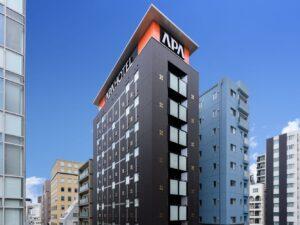 アパホテル〈八丁堀 新富町〉 写真