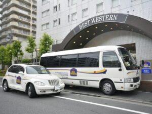 ベストウェスタン東京西葛西 写真