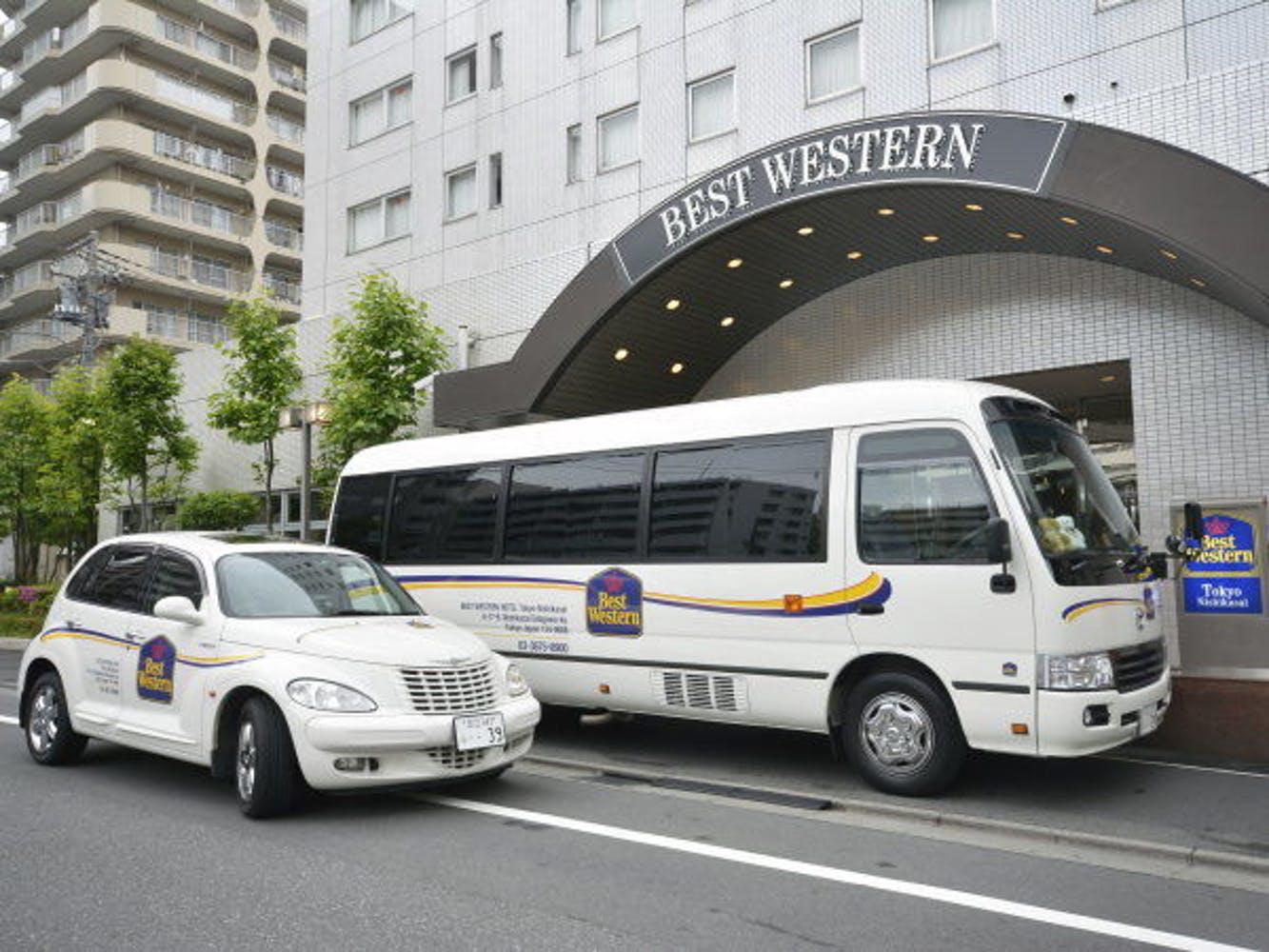 ベストウェスタン東京西葛西 写真1