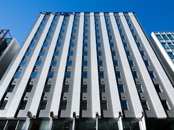 ホテルユニゾ銀座一丁目 写真1