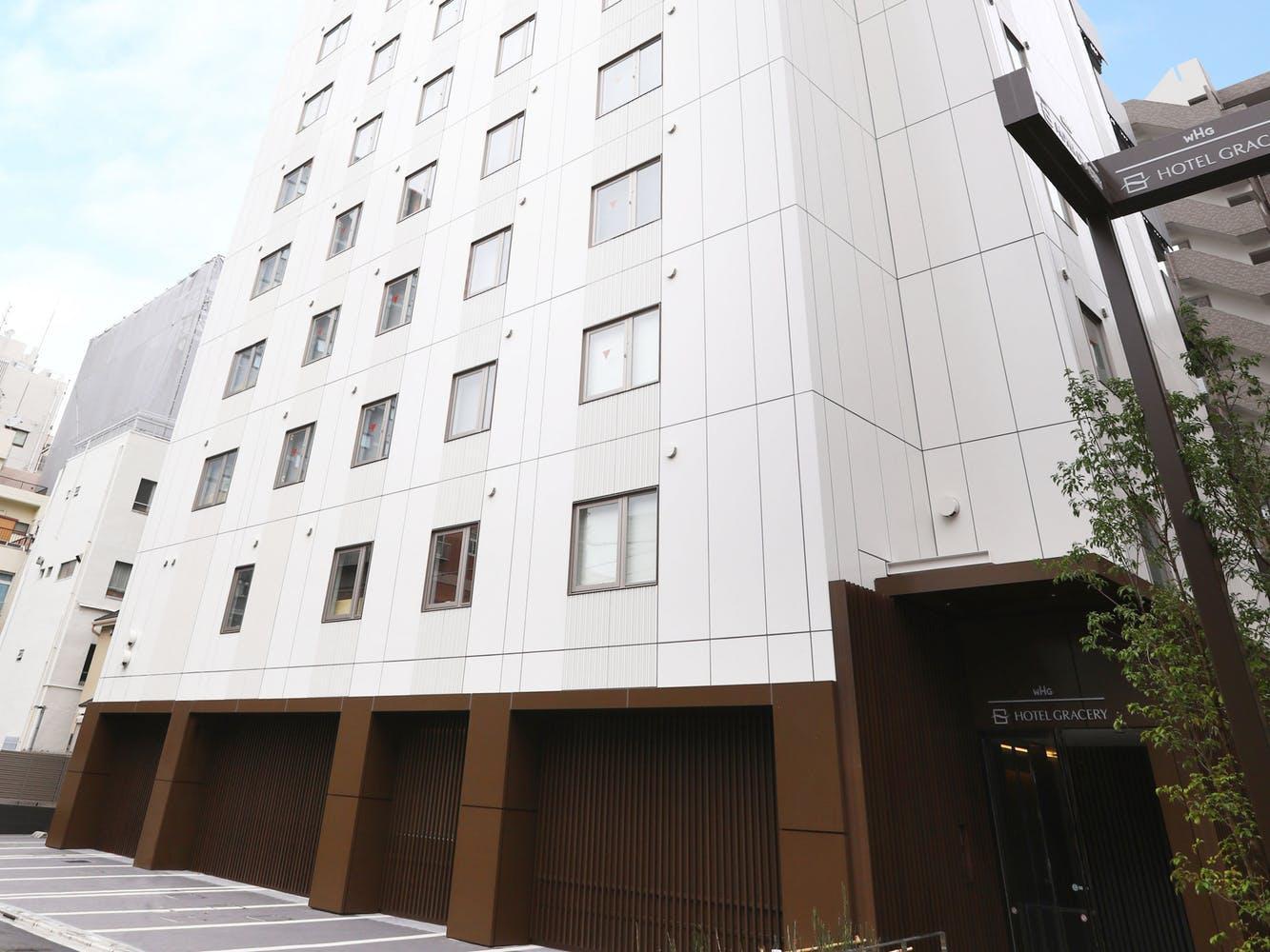 ホテルグレイスリー浅草 写真1