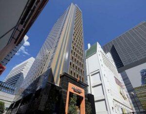 アパホテル〈新宿 歌舞伎町タワー〉  JR新宿東口より徒歩6分! 写真