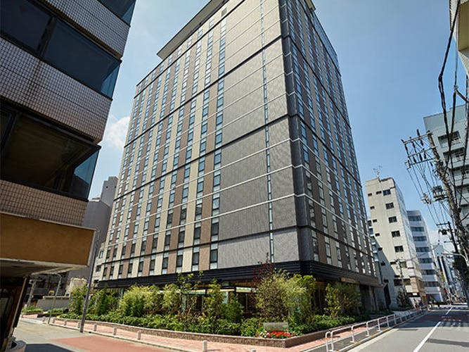 三井ガーデンホテル五反田 写真1