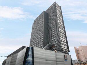 ホテルグレイスリー新宿  コマ劇場後に誕生! 写真