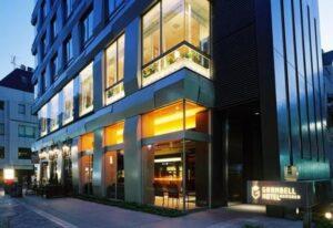 赤坂グランベルホテル  赤坂見附駅から徒歩2分! 写真