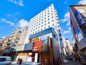 スーパーホテルLohas赤坂 写真