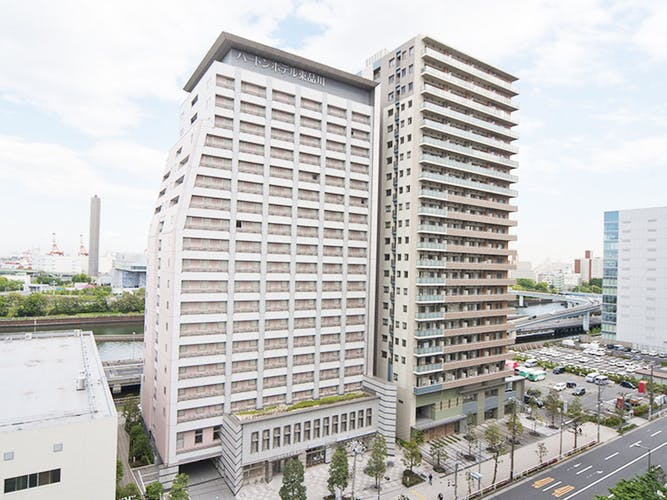 ハートンホテル東品川  シーサイド駅徒歩1分! 写真1