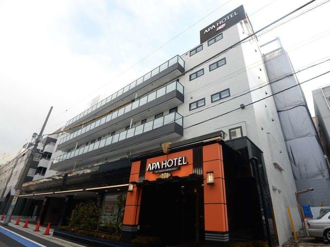 アパホテル〈TKP東京西葛西〉 写真1