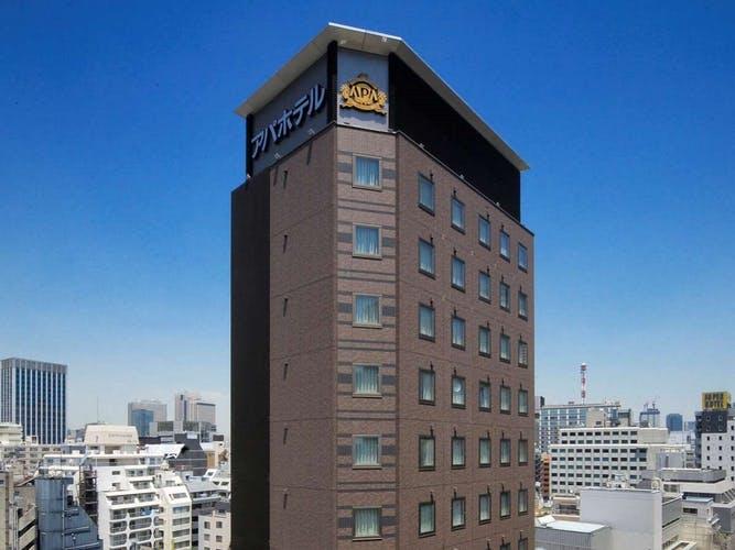 アパホテル〈新橋 御成門〉 写真1