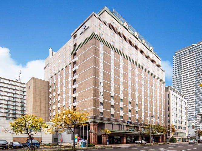 ホテルマイステイズ札幌アスペン 写真1