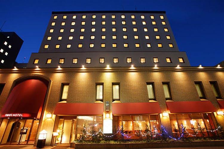 ネストホテル札幌駅前 写真1