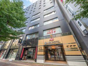 アパホテル〈TKP札幌駅前〉 写真