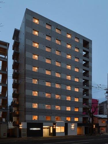 ホテルWBF札幌すすきの 写真1
