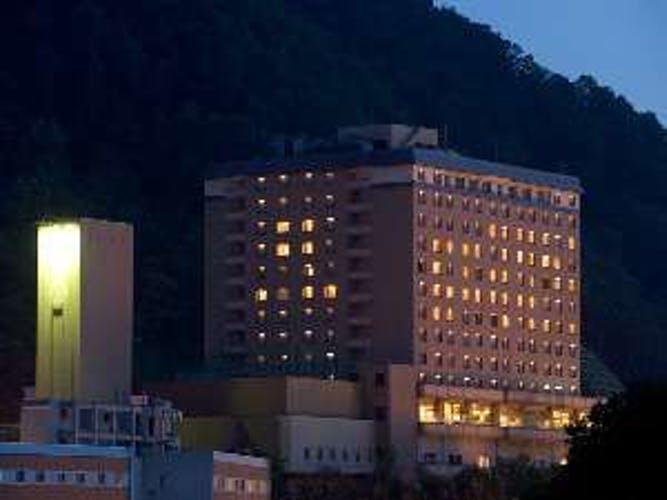 定山渓万世閣ホテルミリオーネ 写真1