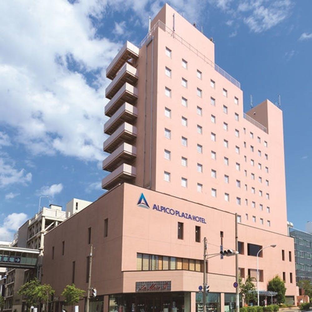 アルピコプラザホテル 写真1