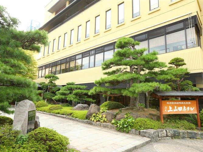 戸倉上山田温泉 湯元 上山田ホテル 写真1