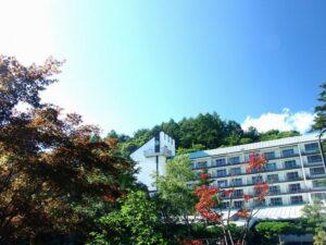 蓼科グランドホテル滝の湯 写真